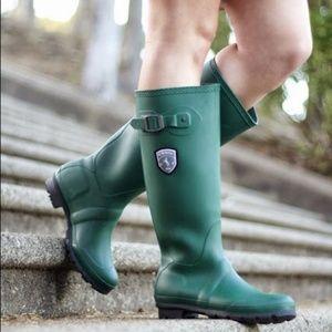 NEW Black Women's Waterproof Jennifer Rain Boots